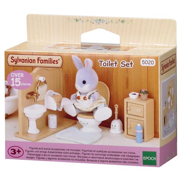 Sylvanian Families набор «Туалетная комната»