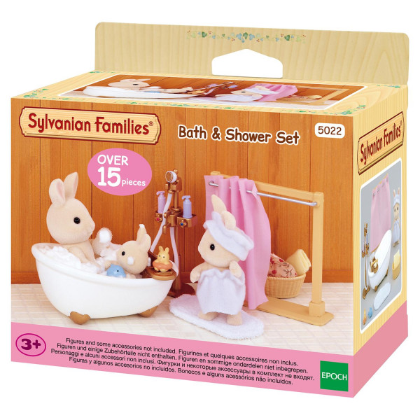 Sylvanian Families набор «Ванная комната»