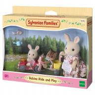 Sylvanian Families набор «Детская прогулка»
