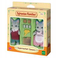 """Sylvanian Families набор """"Владельцы супермаркета"""""""