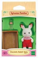 """Sylvanian Families набор """"Малыш Шоколадный Кролик"""""""