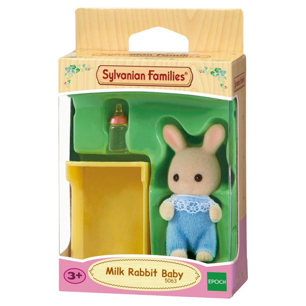 """Sylvanian Families набор """"Малыш Молочный Кролик"""""""