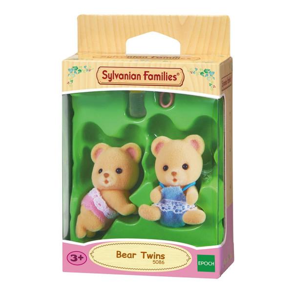 "Sylvanian Families набор ""Мишки-двойняшки"""