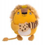 Мягкая игрушка Gulliver Лева с печенькой, 15 см