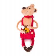 Мягкая игрушка Gulliver Медведь Чарльз, 21 см