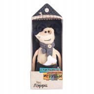 Мягкая игрушка Gulliver Пес Лэрри, 21 см