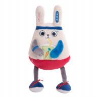 Мягкая игрушка Gulliver Заяц-энергетик, 15 см