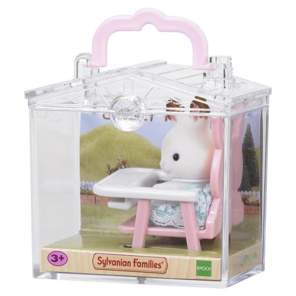 """Sylvanian Families набор """"Кролик в детском кресле"""""""