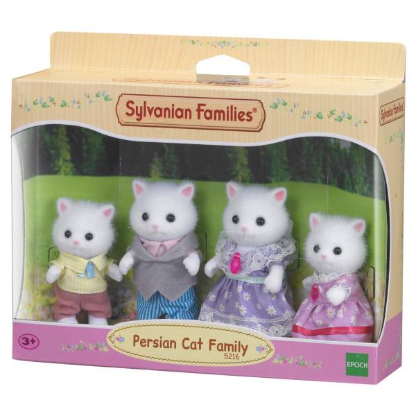 """Sylvanian Families набор """"Семья Персидских котов"""""""