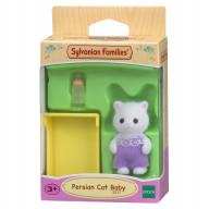 """Sylvanian Families набор """"Малыш персидский котёнок"""""""