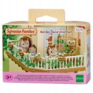 """Sylvanian Families набор """"Садовый декор"""""""
