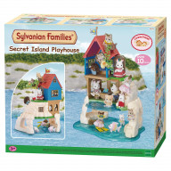 "Sylvanian Families набор ""Домик на рифе"""