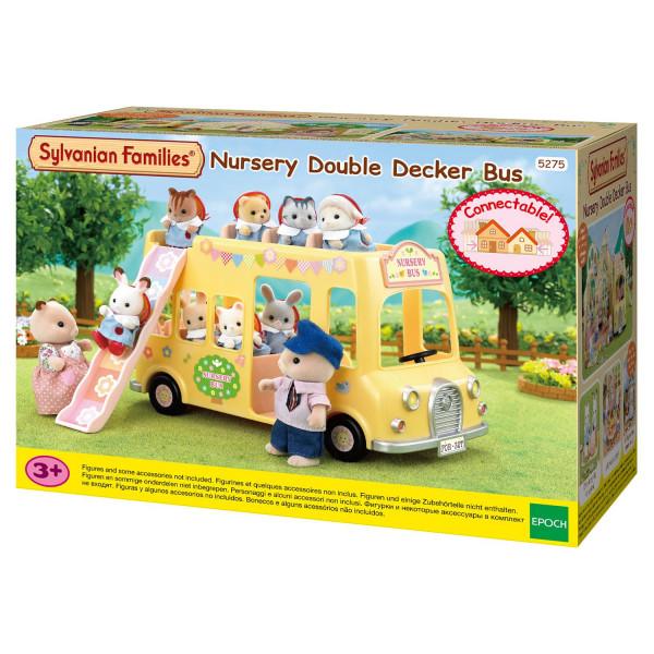 """Sylvanian Families набор """"Двухэтажный автобус для малышей"""""""