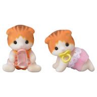 """Набор """"Рыженькие котята-двойняшки"""""""
