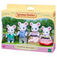 """Набор Sylvanian Families """"Семья Зефирных мышек"""""""