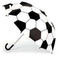 Зонт детский Футбол, 46 см, полуавтомат