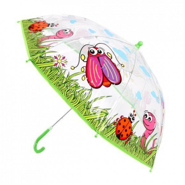 Зонт детский Насекомые 46см.