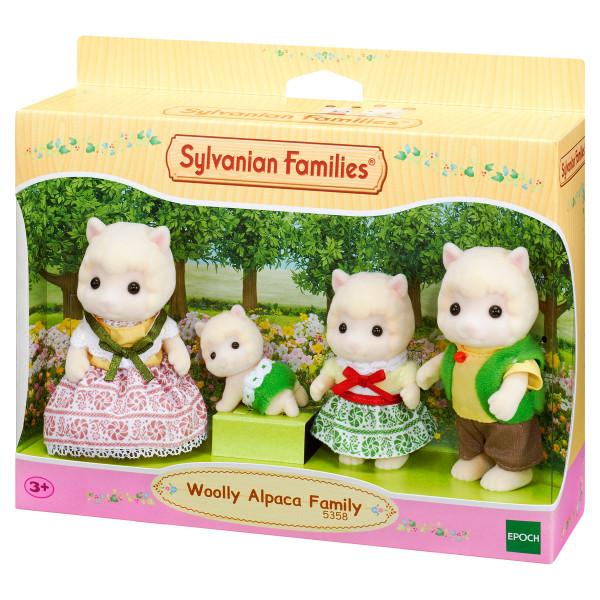 """Набор Sylvanian Families """"Семья Альпака"""""""