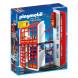 Конструктор Playmobil Пожарная служба: Пожарная станция с сигнализацией
