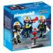 Конструктор Playmobil Пожарная служба: Команда пожарников