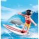 Конструктор Playmobil Экстра-набор: Сёрфингист с доской
