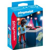 Конструктор Playmobil Экстра-набор: Ди-джей