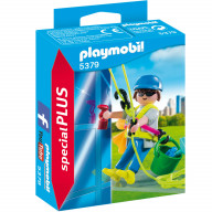 Конструктор Playmobil Экстра-набор: Мойка окон