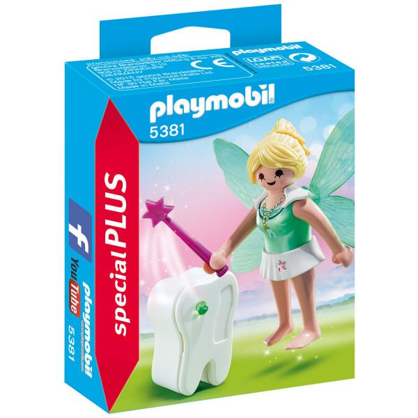 Конструктор Playmobil Экстра-набор: Зубная фея