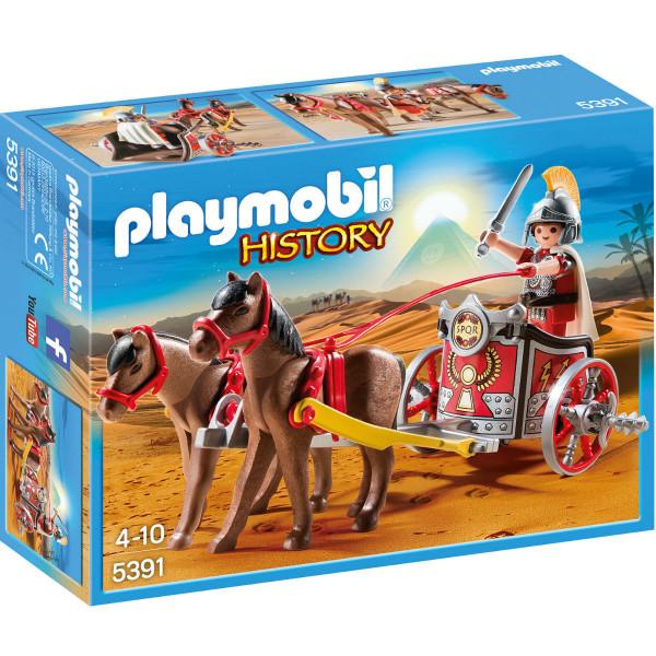 Конструктор Playmobil Римляне и Египтяне: Римская Колесница