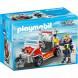 Конструктор Playmobil Городской Аэропорт: Пожарный квадроцикл