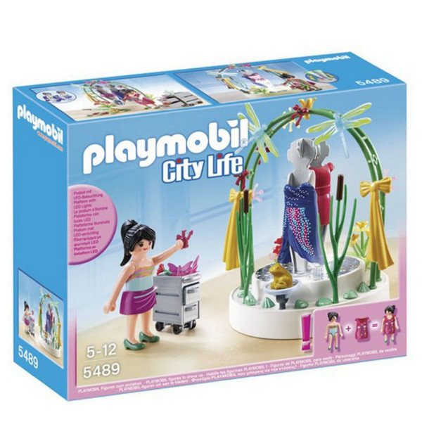 Конструктор Playmobil Торговый центр: Витрина