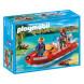 Конструктор Playmobil В Поисках Приключений: Лодка с браконьерами