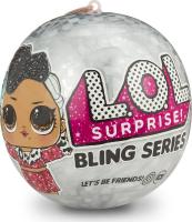 Игрушка LOL в шаре Surprise! Блестящие, 1 шт