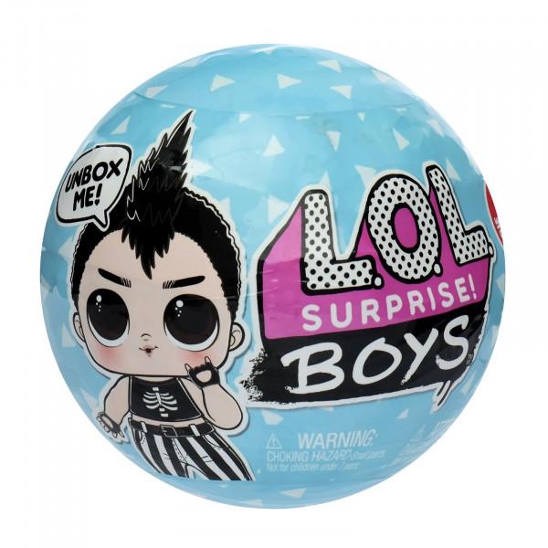 Игрушка LOL в шаре Surprise! Мальчики.