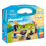 Конструктор Playmobil Возьми с собой: Отдых с Барбекю