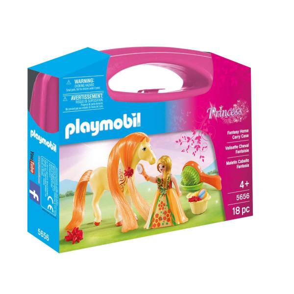 Конструктор Playmobil Возьми с собой: Сказочная лошадка