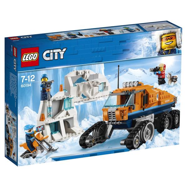 Конструктор LEGOCity Грузовик ледовой разведки