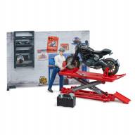 Ремонтный набор для мотоцикла Bruder