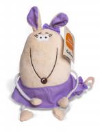 Мягкая игрушка Gulliver Мышка Ягодка 16 см