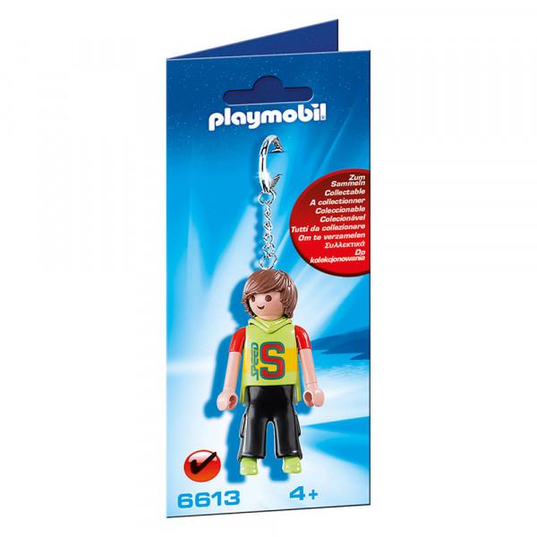 Конструктор Playmobil Брелок: Скейтбордер
