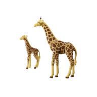 Конструктор Playmobil Зоопарк: Жираф со своим детенышем жирафом