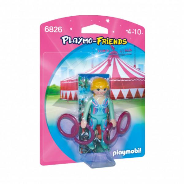Конструктор Playmobil Друзья: Акробатка