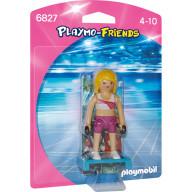 Конструктор Playmobil Друзья: Инструктор по фитнессу