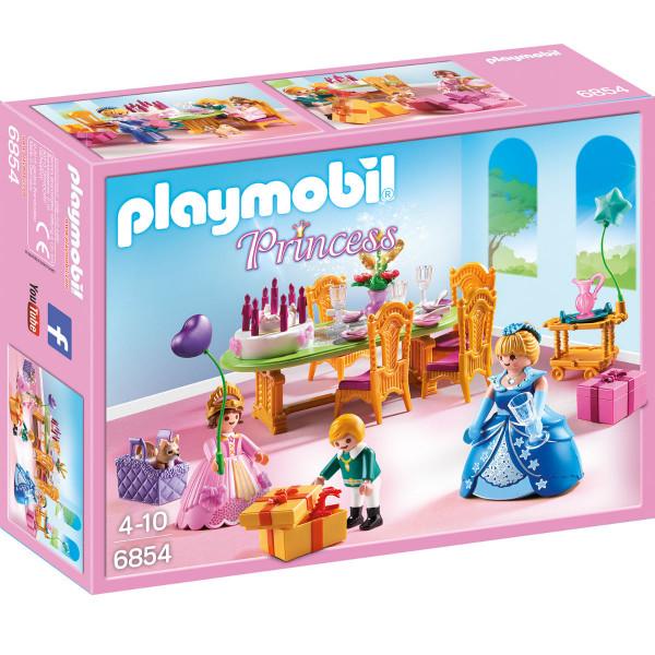 Конструктор Playmobil Замок Принцессы: Королевский день рождение