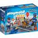 Конструктор Playmobil Полиция: Блокпост Полиции