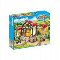 Конструктор Playmobil Ферма: Лошадиная ферма