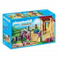 Конструктор Playmobil Конный клуб: Конюшня с арабскими скакунами