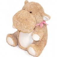 Мягкая игрушка Gulliver Бегемотик Ральф, 38 см