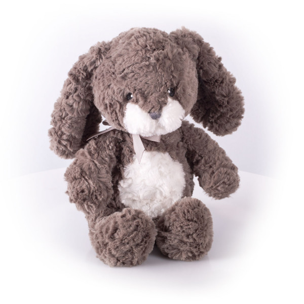 Мягкая игрушка Gulliver Заяц Мил темный, 23 см