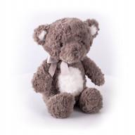 Мягкая игрушка Gulliver Мишка Бублик темный, 23 см